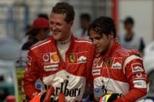 M. Schumacheris: F. Massa išnaudojo visus pasiteisinimus