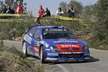 """<span style=""""background:#000000; color:white; padding: 0 2px"""">WRC</span> Ispanijos ralio priekyje – S.Loebas"""