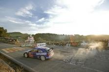 "<span style=""background:#000000; color:white; padding: 0 2px"">WRC</span> Korsikoje pergalę iškovojo S.Loebas"