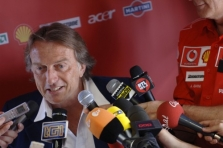 "L. di Montezemolo: ""Ferrari"" ekipai pasisekė"