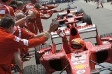 """M. Schumacheris: """"Ferrari"""" visada liks mano širdyje"""