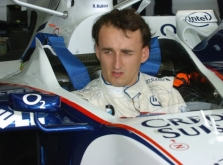 R.Kubica Vengrijoje pakeis J.Villeneuve'ą