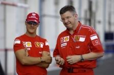 R. Brawnas: M. Schumacheris – tik svajonė