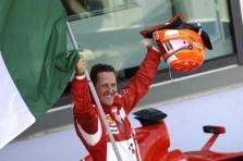 "M. Schumacheris išrinktas geriausiu visų laikų ""Ferrari"" pilotu"