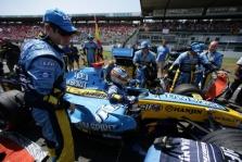 F.Alonso: laukia trejos sunkios lenktynės