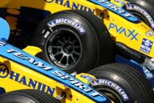 """""""Michelin"""" nusprendė negrįžti į F-1"""