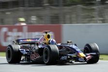 "D. Coulthardas tikisi ""Red Bull"" progreso"
