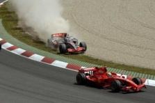 """FIA pradėjo """"Ferrari"""" informacijos vagystės tyrimą"""