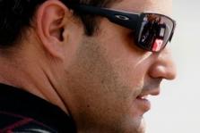 """J. P. Montoya: R. Brawnas norėjo, kad atstovaučiau """"Ferrari"""" komandai"""