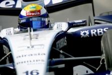 N. Rosbergas nesijaudina dėl ateities