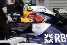 """""""Red Bull"""" tikisi aplenkti """"Williams"""""""