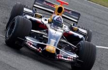 """D. Coulthardas patenkintas """"Red Bull"""" pažanga"""