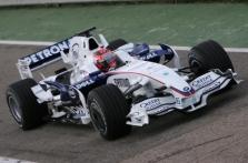 R. Kubica: BMW verti antros vietos
