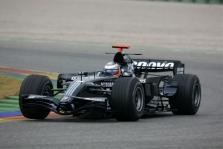 """Pirmą kartą išbandytas """"Williams FW30"""" bolidas"""
