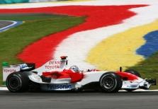 "J. Trulli tikisi dar geresnės ""Toyota"" formos"