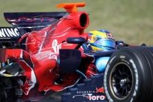 "Oficialiai pristatytas ""Toro Roso STR3"""