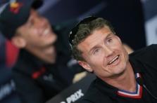 """D. Coulthardo """"Red Bull"""" gretose nebeišvysime?"""
