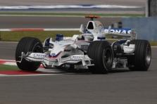 """""""BMW Sauber"""" neįvykdė treniruočių planų"""