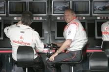 """R. Dennisas: """"Mercedes"""" nepirks """"McLaren"""""""
