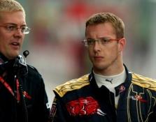 "S. Bourdais – arčiau vietos ""Toro Rosso"""