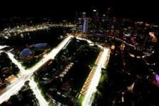 Trasa Singapūre bus patobulinta