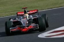 Kinijos GP: penktadienio treniruotės Nr. 1