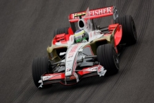 """Force India"" naudos ""Mercedes"" variklius"