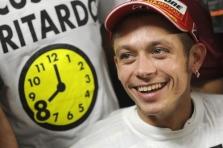 """Ferrari"" kalbėjosi ir su V. Rossi"