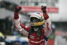 B. Senna išbandė DTM automobilį