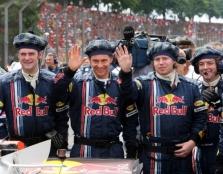 """""""Red Bull"""" komandos yra saugios"""