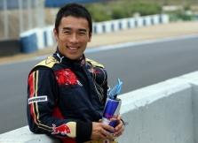 """T. Sato – dar viena """"Toro Rosso"""" proga"""