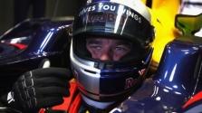 """S. Loebas pakankamai greitas """"Formulei-1"""""""