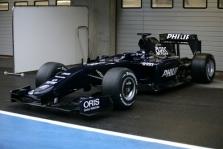 """Oficialiai pristatytas """"Williams FW31"""""""