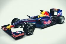 """Oficialiai pristatytas """"Red Bull RB5"""" bolidas"""