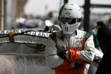 """""""Force India"""" KERS naudos nuo Vokietijos GP"""