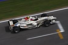 """<span style=""""background:#00adef; color:white; padding: 0 2px"""">GP2</span> Ispanija: kvalifikacija"""