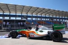 """""""Force India"""" greičiausiai nenaudos KERS"""