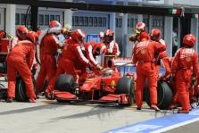 """""""Ferrari"""" ieškos būdų taupyti degalus"""