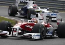 """Toyota"" ir ""Mercedes"" lieka ""Formulėje-1"""