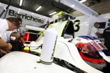 R. Barrichello tiki pasirinkta taktika