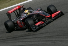 """""""McLaren"""" paskutinį kartą atnaujins bolidą"""