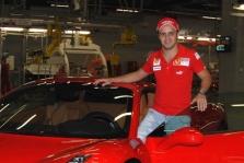 F. Massa: pagalvosime apie Abu Dabį
