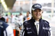 "Oficialu: N. Rosbergas lenktyniaus ""Mercedes"""