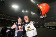 N. Fry'us: M. Schumacherio sugrįžimas padidintų idomumą