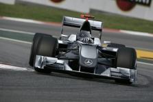 """""""Mercedes"""" lenktynininkas paaiškės negreitai"""