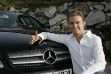 """N. Rosbergas pirmas išmėgins """"Mercedes"""""""