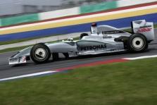 "Sausio 25 d. – ""Mercedes"" bolido pristatymas"