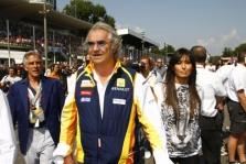 F. Briatore: viską išleisdavau bolidui