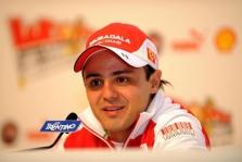 F. Massa: karo su F. Alonso nebus