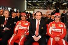 """Ferrari"" pakoregavo bandymų planus"